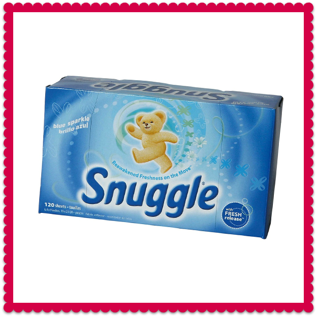 Healthy or not? Using dryer sheets around the house is not healthy.