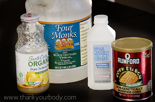 Homemade Glass Cleaner: Simple. Effective. Nontoxic.