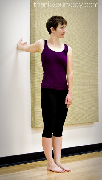 Simple stretches for better posture. Spend less than five minutes a day and see results.