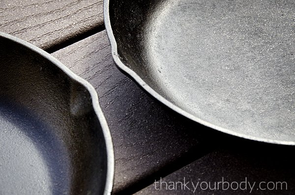 Cast Iron Cookware 101: How to use, clean, and season a cast iron skillet.