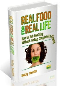 Stop dieting and start enjoying real food again.