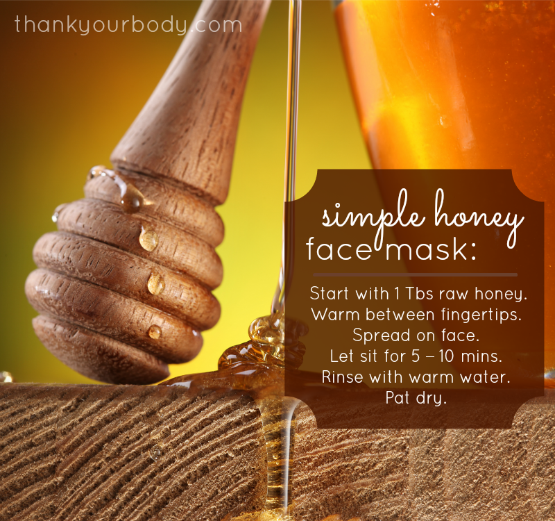 10 super simple all natural beauty tips. Yes!