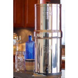 Win a Royal Berkey Water Filter (a $283 value) at thankyourbody.com!