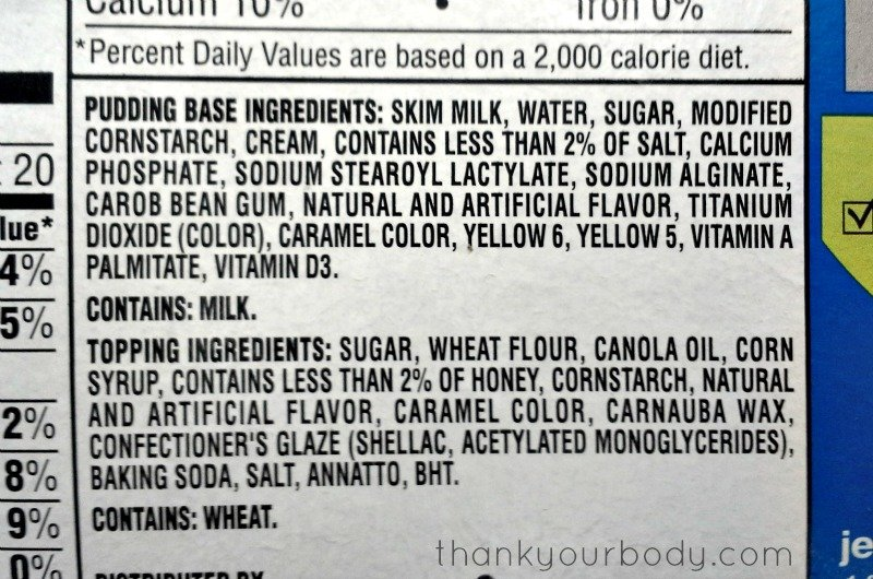 "Decoding food labels: Why you shouldn't trust ""healthy"" marketing tactics."