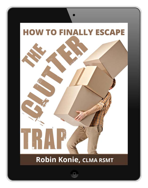 Escape the clutter trap for good!